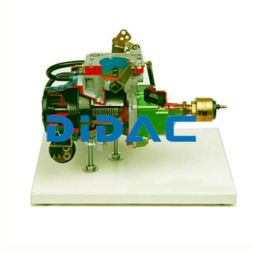 Constant Vacuum Carburettor