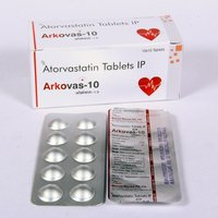 Atorvastatin 10mg Tablet