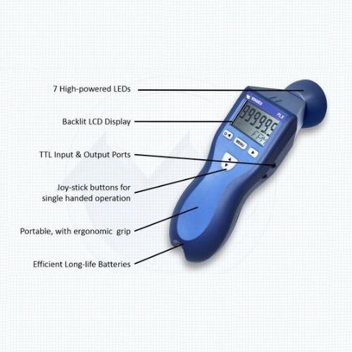 PLS Pocket LED Stroboscope