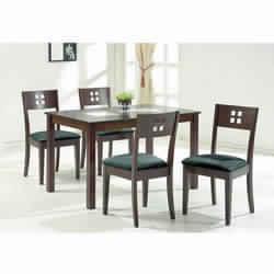 Wooden Chair Set