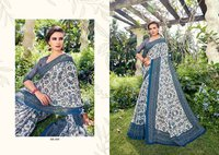 All Fancy Fabric Printed Sarees/Sari