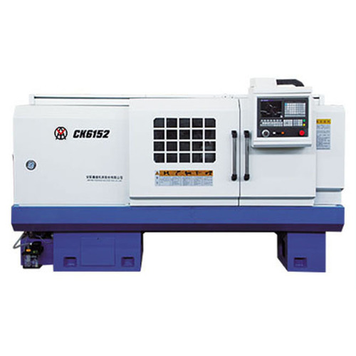 Metal work Horizontal cnc lathe CKP6142A Over sea service