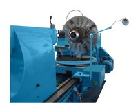 Spindle Hole 100mm C6555 Lathe Spherical For Steel Balls