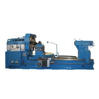 100 mm Spindle Hole Precision Lathe Machine