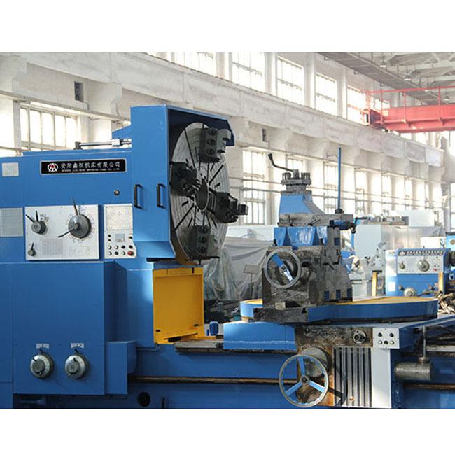 Special designed ball turning lathe machine spindle hole 100mm C6595