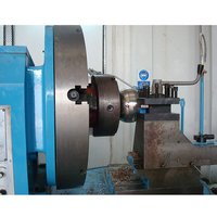 Special Designed Spindle Hole 100mm Ball Turning Lathe For Ball Surface C6595