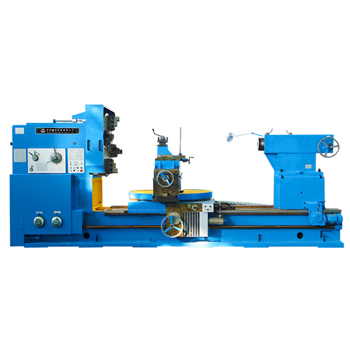 100mm Spindle Hole Spherical Lathe Machine