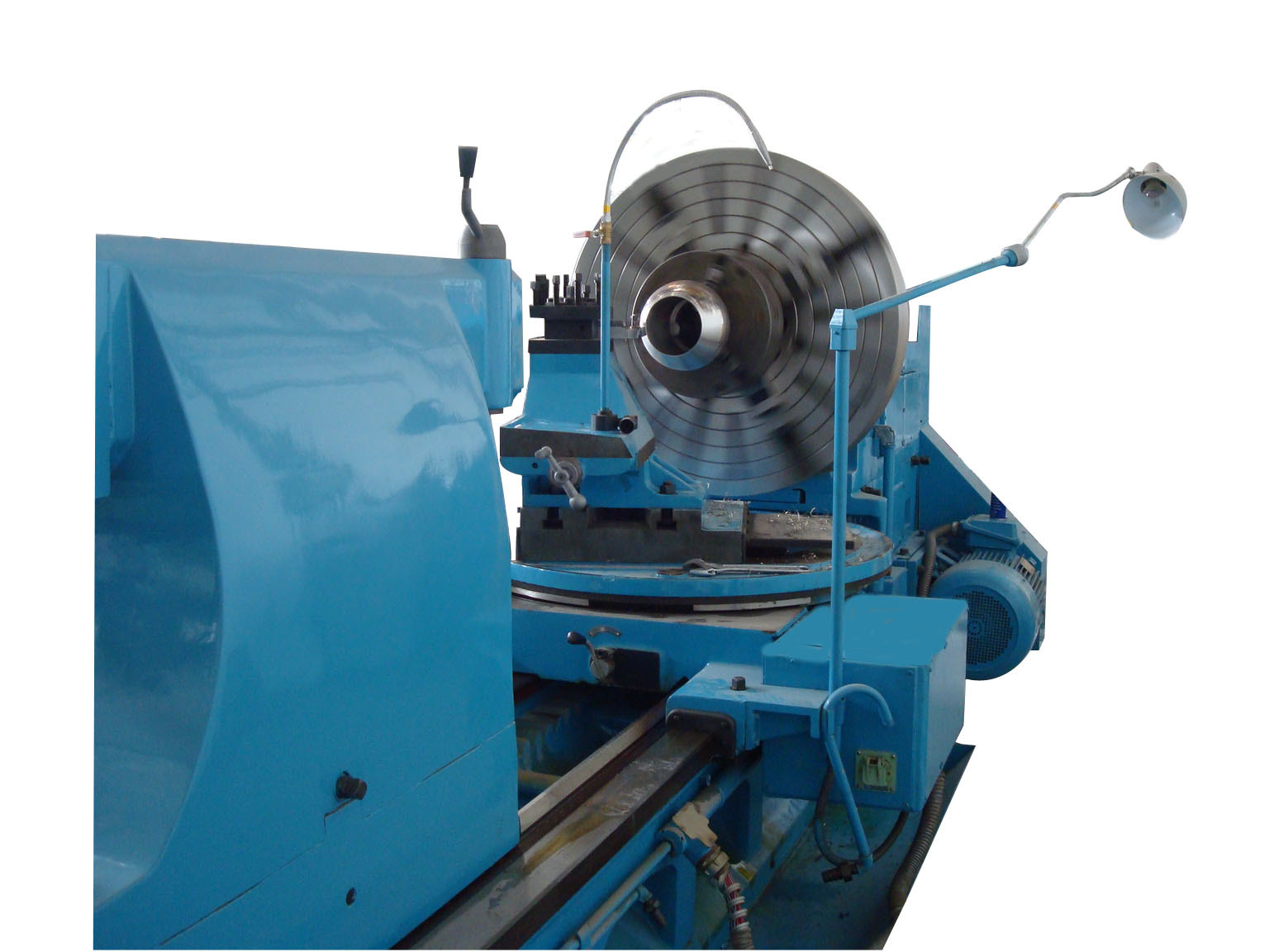 Spindle Hole 100mm Gold Supplier Spherical Lathe For Ball Surface C65160
