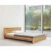 Trundle Wooden Bed
