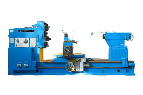 Horizontal spherical turning lathe with good service