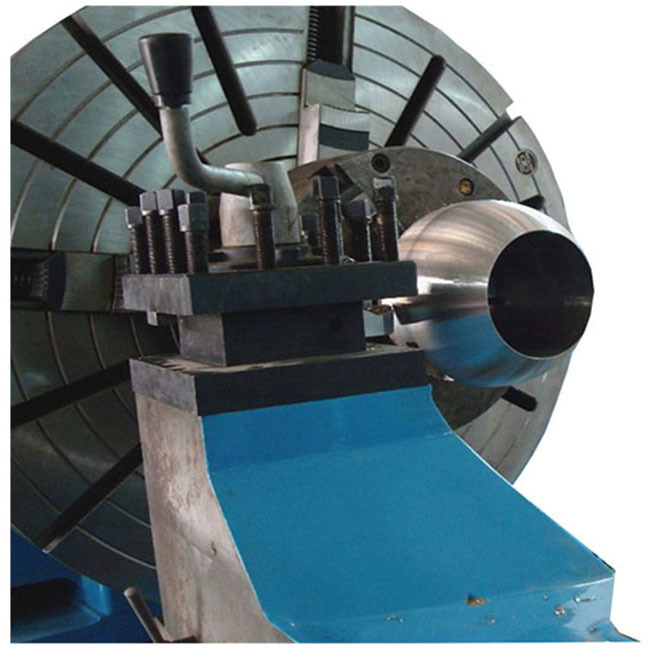 China C65180 Spindle Hole 100mm Spherical Turning Machine for sale