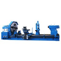 High Strength large Lathe Machine Metal heavy duty lathe machine with max.weight of workpiece 32t
