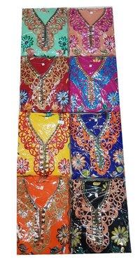 Floral Design Ladies Kaftan