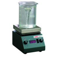 VE-39 MAGNETIC STIRRER WITH HOT PLATE