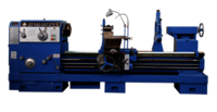 High Efficiency Manul lathe Machine For Metal Cutting From China