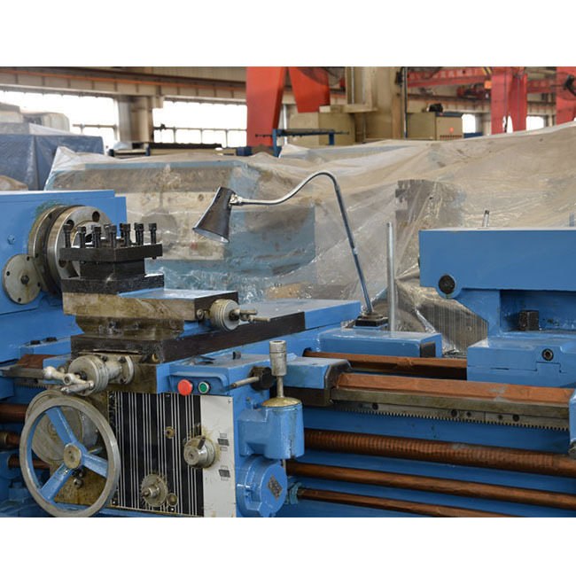 100mm Spindle Bore Metalwork Turner Lathe