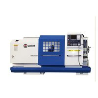CKP6163 universal cnc lathe machine with spindle bore price