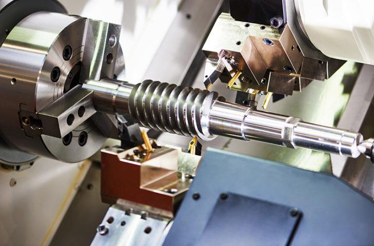 Advanced Control Technology cnc lathe machine with good service