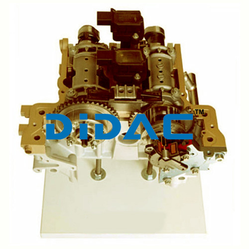 Cylinder Head Of A Petrol Direct Injection Engine