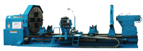 Chinese heavy duty lathe machine with good service