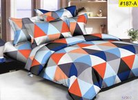 Poly Cotton 3D printed Bedsheet