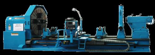 2000mm Heavy Duty Geared Lathe Machine