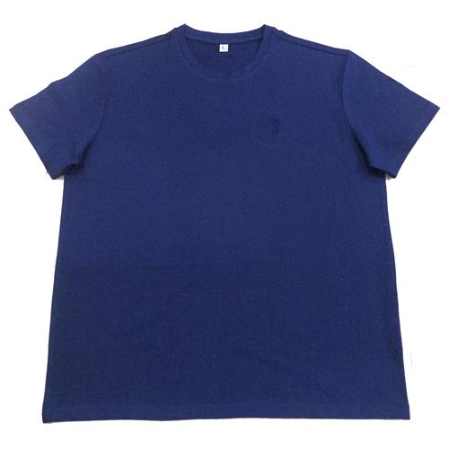 Mens Plain Round Neck T Shirt
