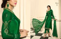 French Crape Salwar Suits