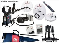 Deep Search Gold Metal Detector GPX 5000