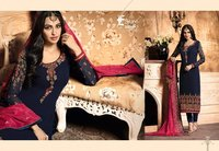 Ladies Embroidery Georgette Suits