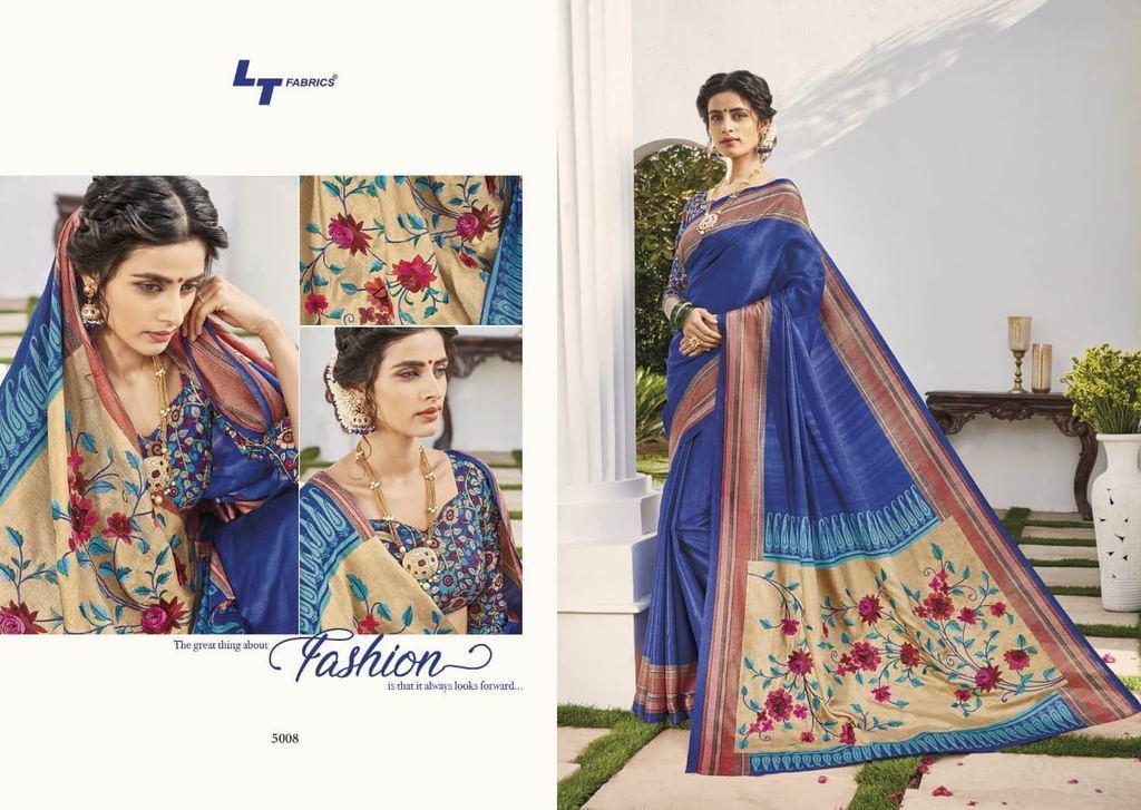 Designer Cotton Sarees Collection
