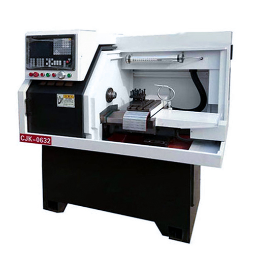 Swing diameter 200mm mini cnc hobby lathe machine