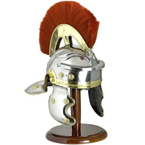 Roman Centurian Steel Helmet