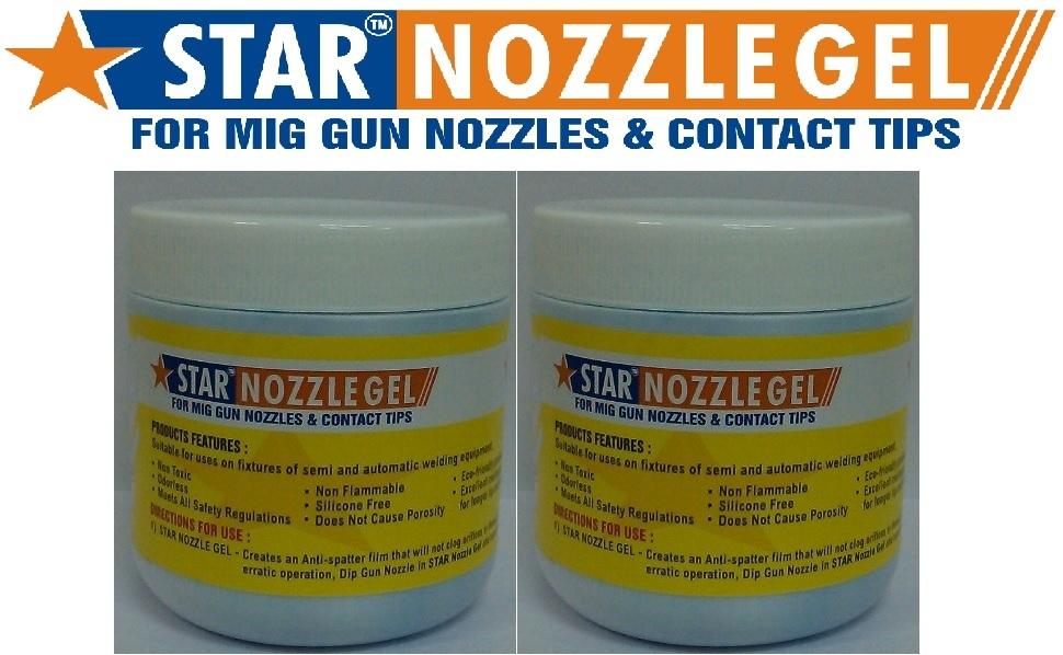 STAR Nozzle Dip Gel