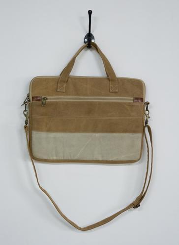 all canvas laptop bag