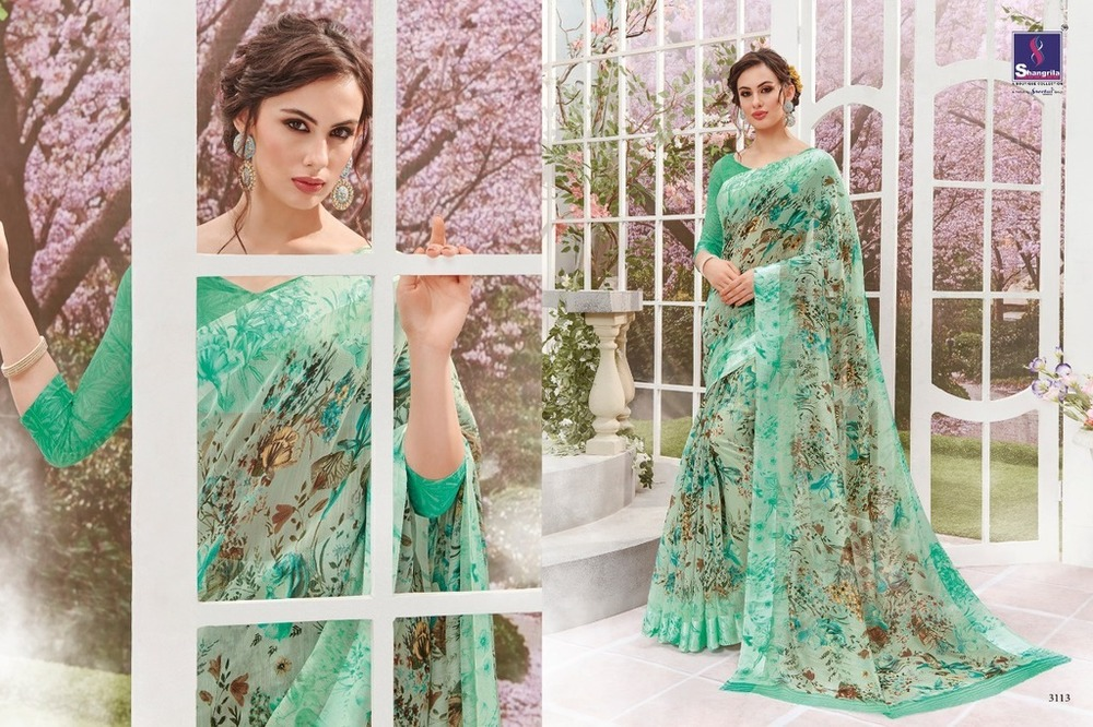 Beautiful Printed Sarees online