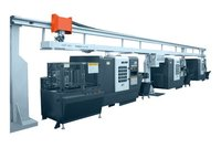 Automatic Bearing Ring Lathe Machine