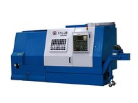 High efficiency slant bed lathe price for metal working