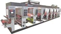 Rotogravure Printing Machine -BR ECO