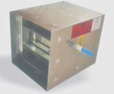 Fire and Smoke Damper