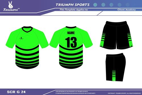Sublimated T-shirt for kabaddi