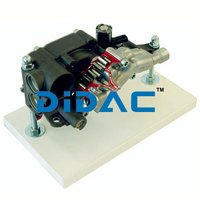 Demand Driven Oil Pump With Suction Stage