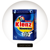 Klenz Nano Wash Detergent Powder