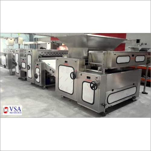 Biscuit Plant Hard Dough Equipment