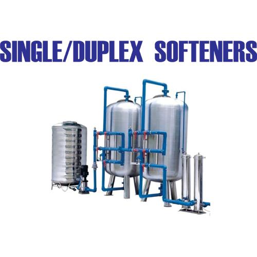 Duplex Water Softener