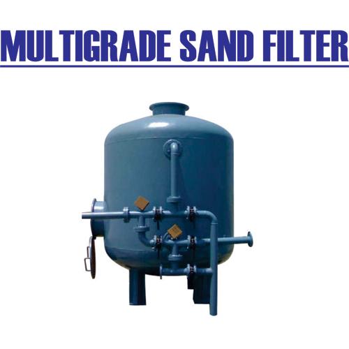 Multi Grade Sand Filter