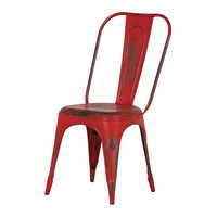 Ind Red Chair
