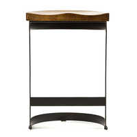 Metal Strip Counter Stool