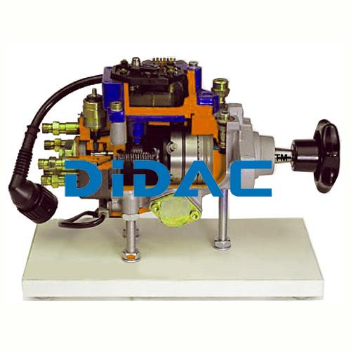 Distributor Type Fuel Injection Pump - Manufacturer,Supplier