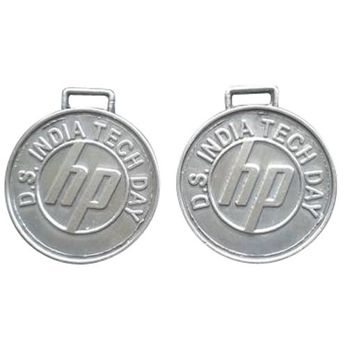 Silver Coin Medal